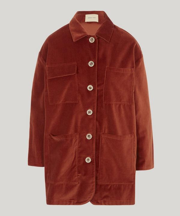 Malina Four Pocket Jacket