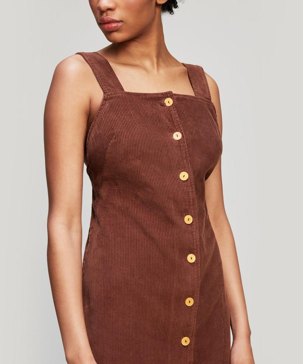 Havana Corduroy Dress