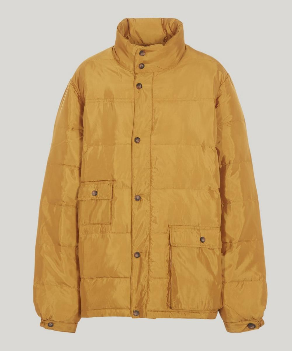 Kawasaki Duck Down Puffer Coat