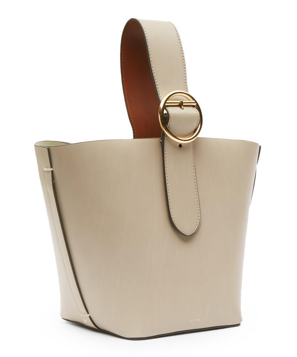 Sevres Leather Bucket Bag