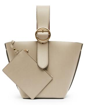 Sevres Leather Bucket Bag