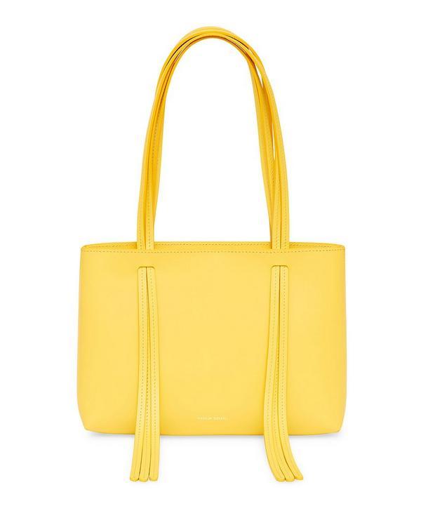 525f88e9e8fe Leather Mini Fringe Shoulder Bag ...