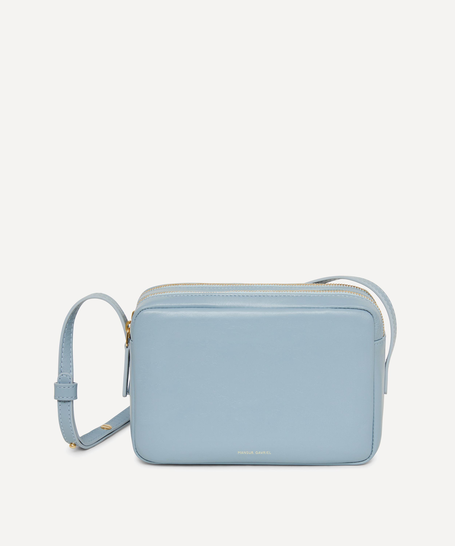 7cf336ac2f24 Double Zip Cross-Body Bag | Liberty London