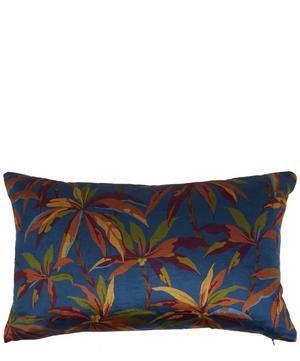 Oasis Velvet Oblong Cushion