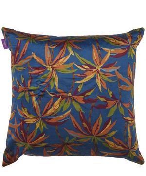 Oasis Velvet Square Cushion