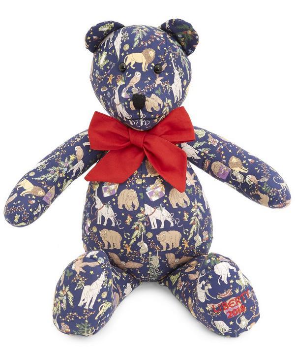 Liberty Christmas 2018 Bear