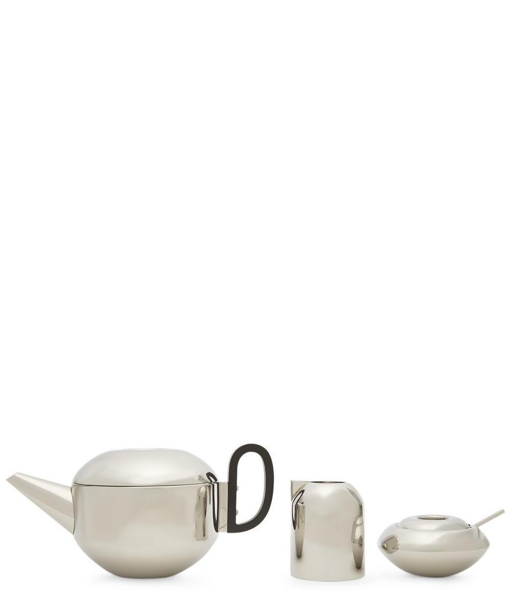 Form Stainless Steel Tea Set