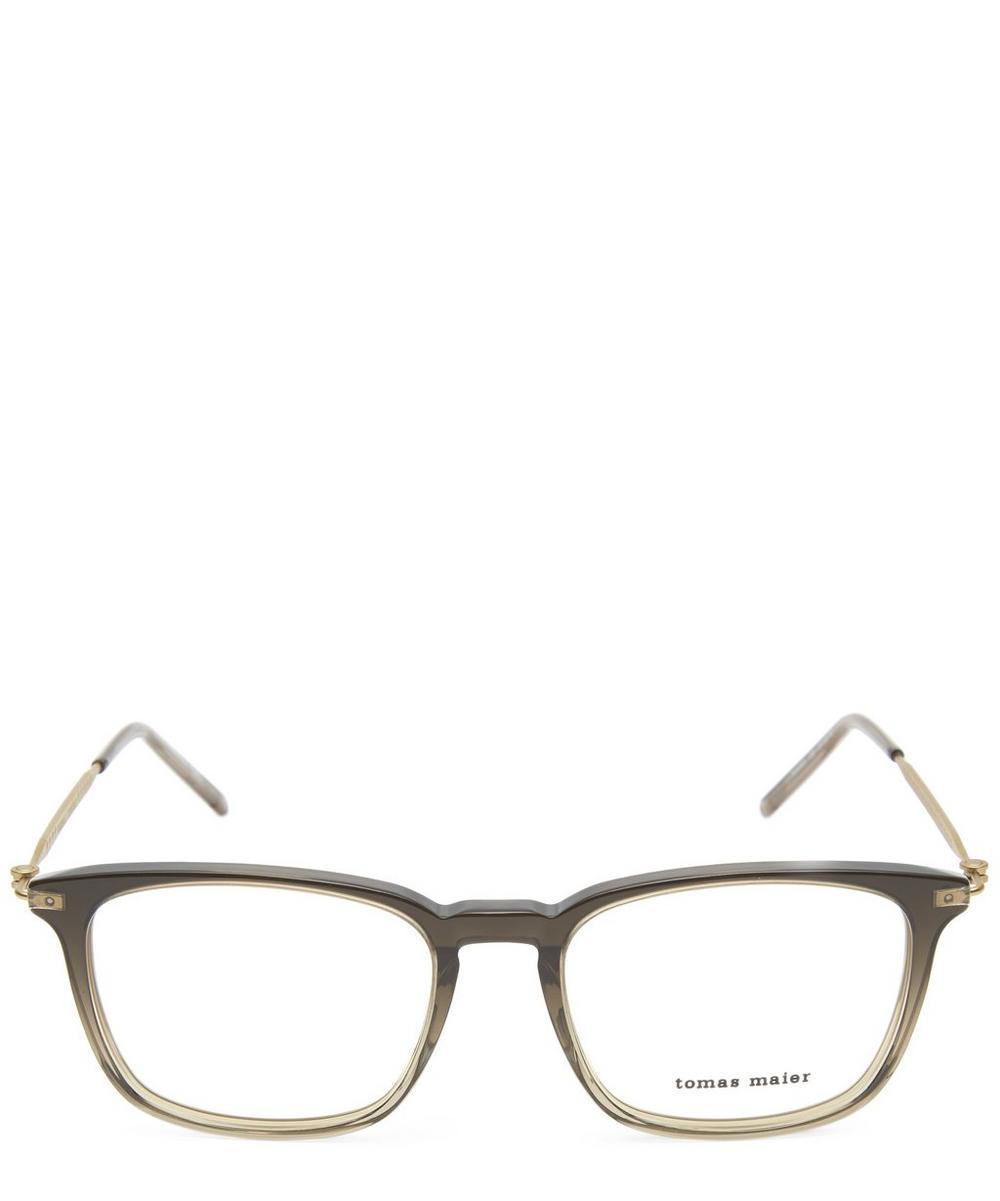 Ombre Acetate Square Glasses