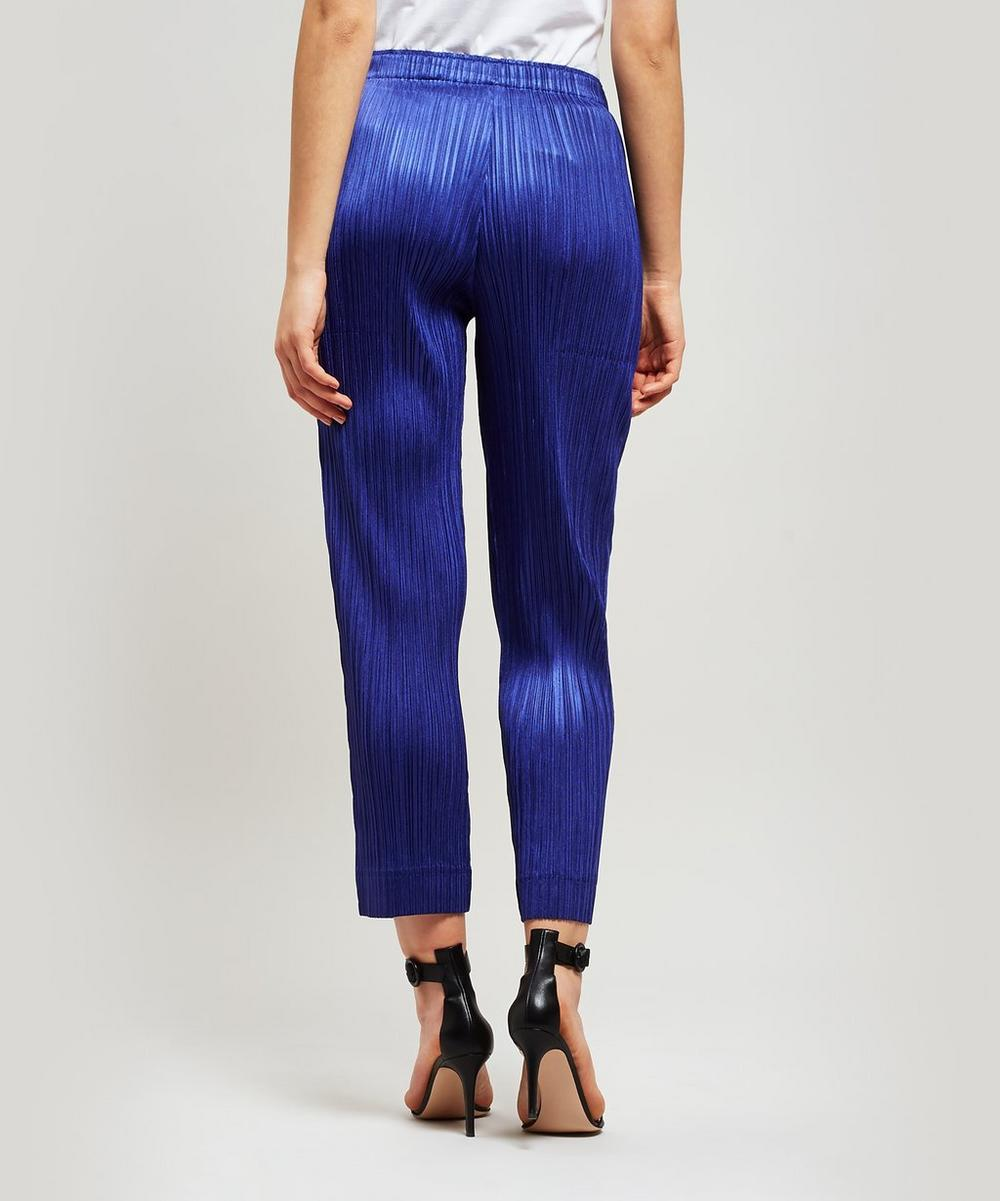Glaring Night Slim Leg Trousers