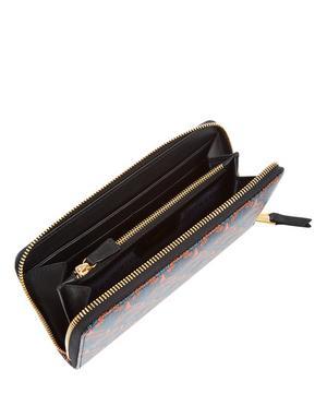 Dawn Iphis Large Zip-Around Wallet