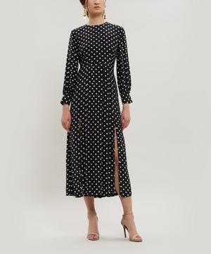 Emma Split Skirt Midi Dress