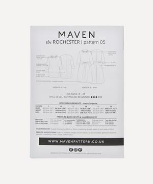 Rochester Dress Pattern 05