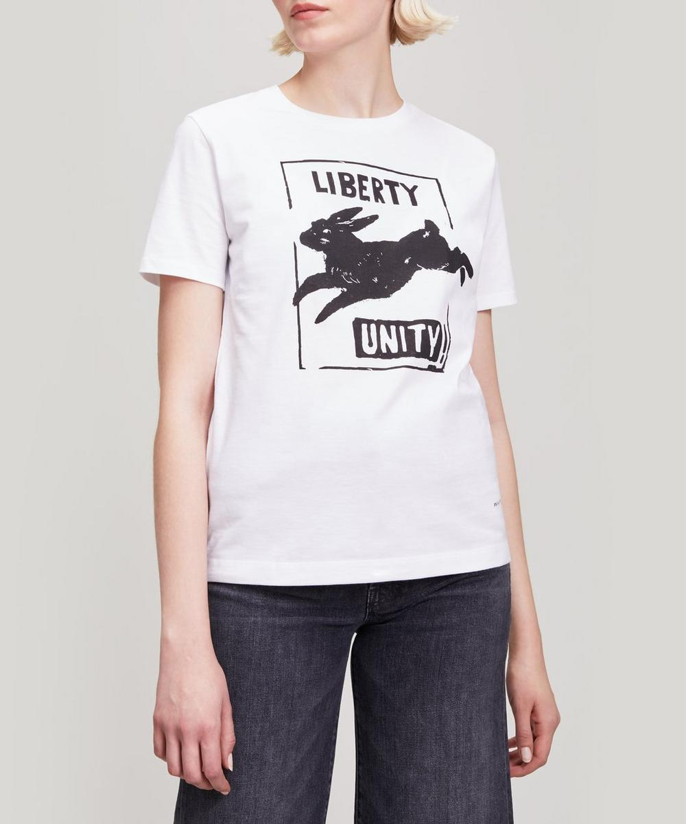 Liberty Unity Cotton T-Shirt