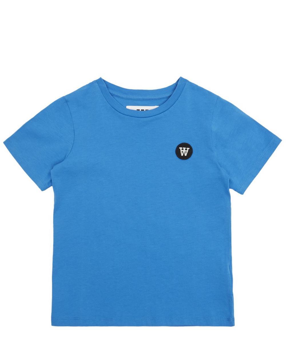 Ola Kids Aa Logo Cotton T-Shirt
