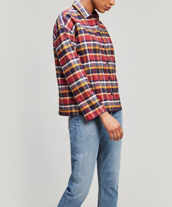 Miller Brushed Flannel Shirt 96ed80048