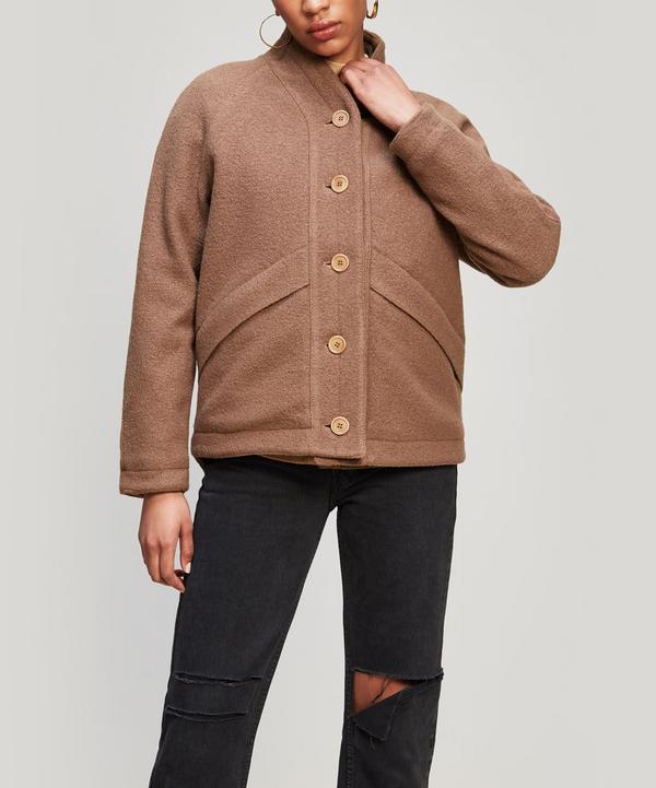 Erkin Italian Wool Jacket