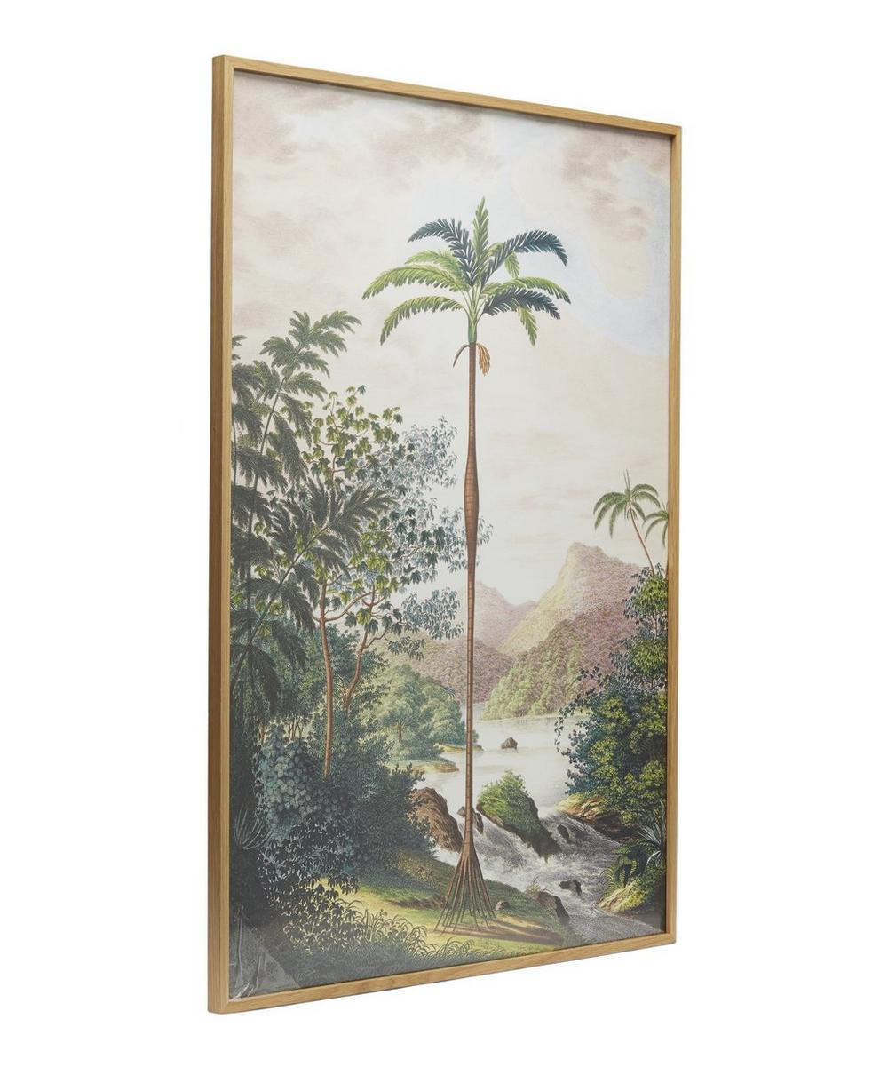 Jungle Scenery Framed Print | Liberty London