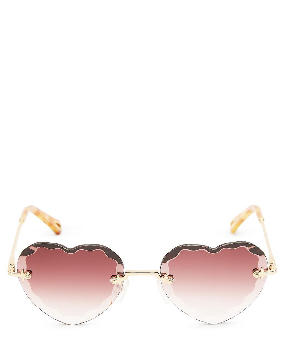 Rosie Heart Sunglasses