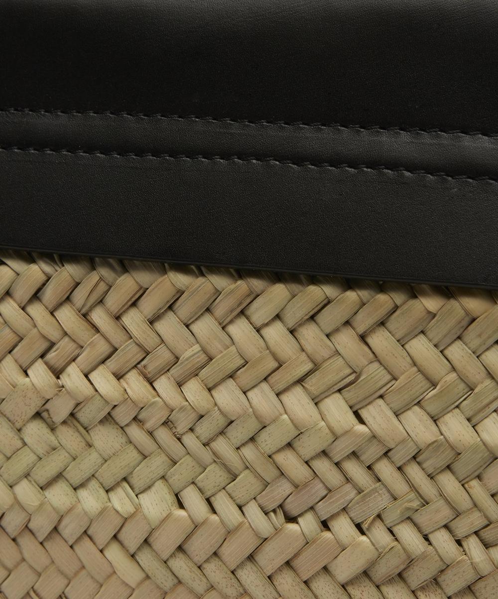 Cabas Straw Tote Bag