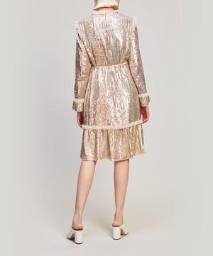 Gloss Sequin Dress