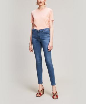 Maria Skinny High Rise Jeans