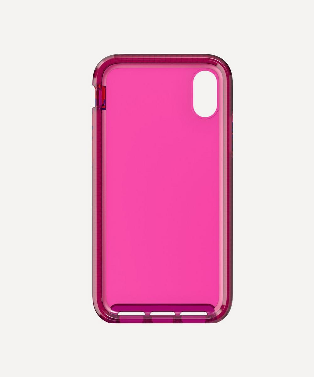 x Tech21 Evo Luxe Elysian Paradise iPhone XR Case