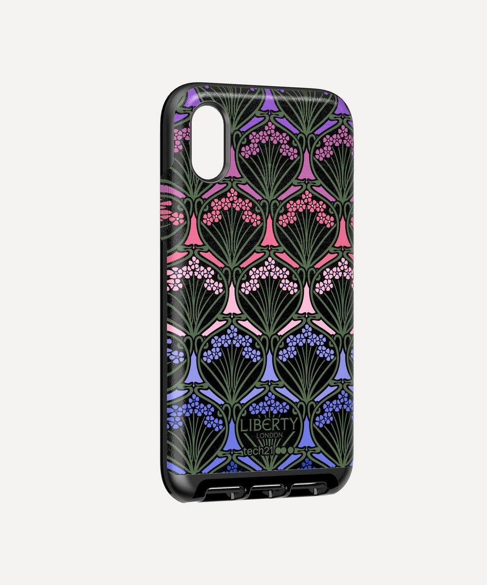 x Tech21 Evo Luxe Iphis Dusk iPhone XR Case