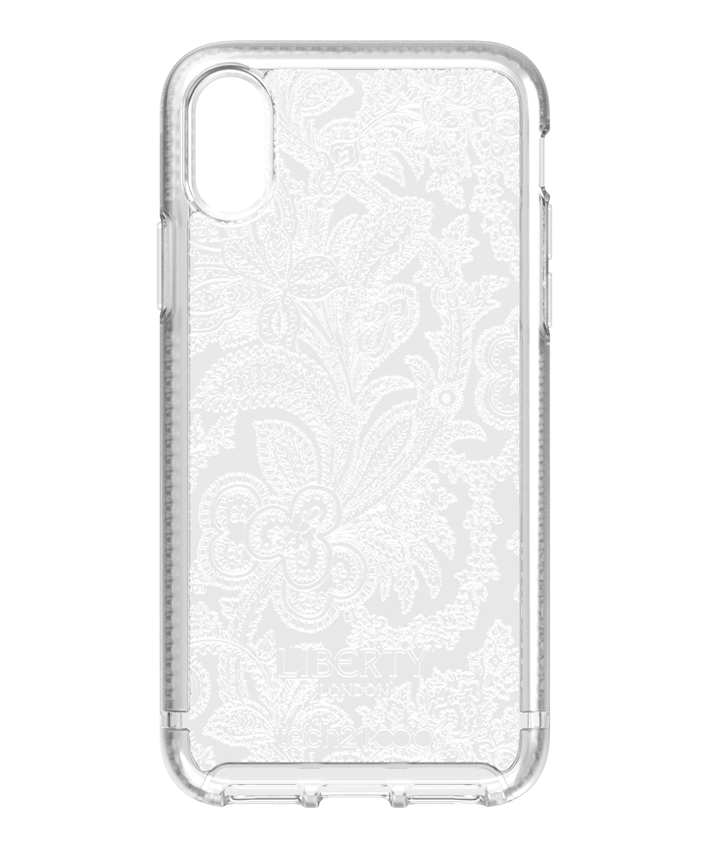 quality design 41d1a 4eb33 x Tech21 Pure Design Grosvenor iPhone XS Max Case