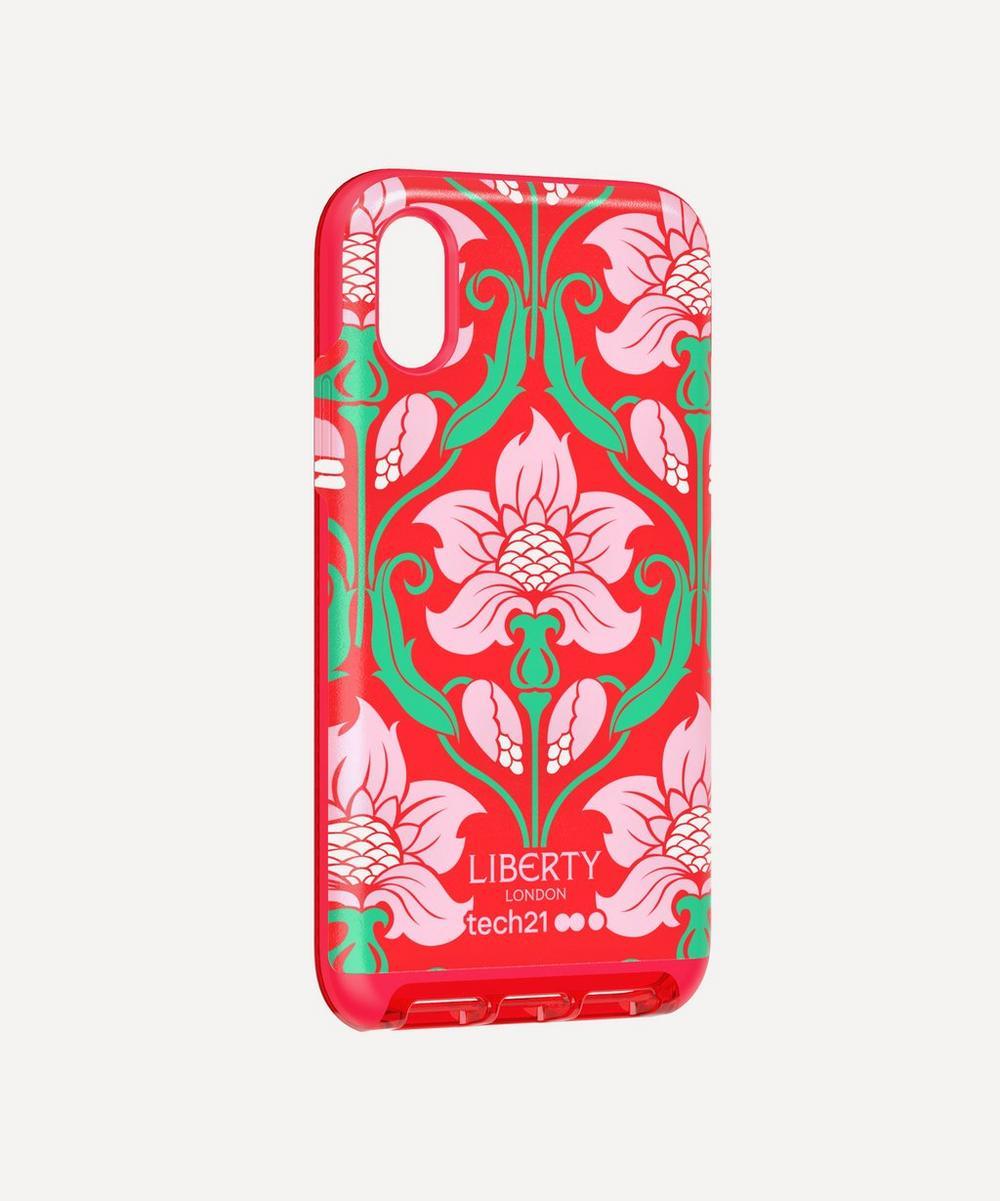 x Tech21 Evo Luxe Azelia iPhone X/XS Case