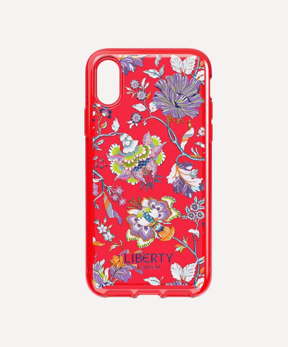 x Tech21 Pure Print Christelle iPhone X/XS Case
