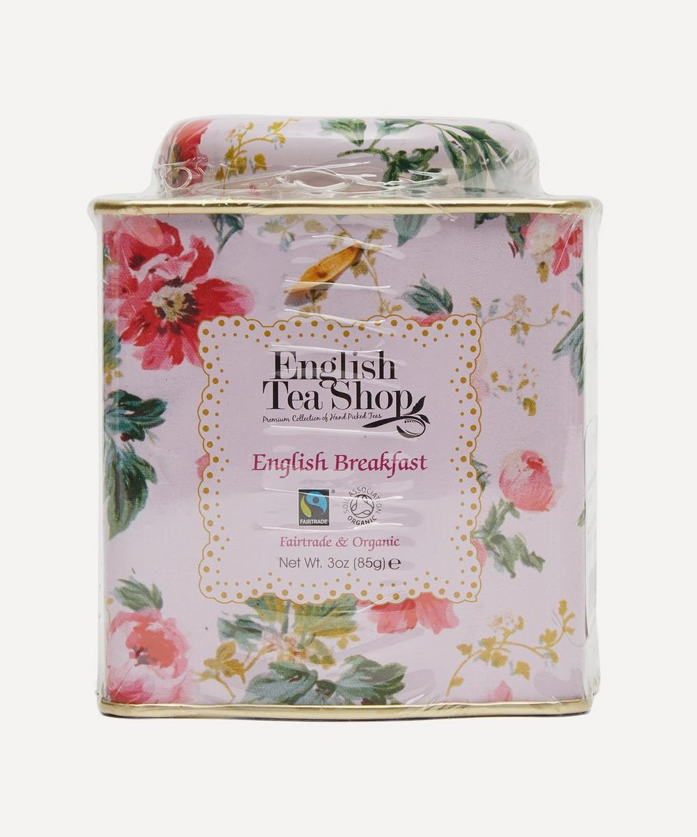 English Breakfast Tea Tin