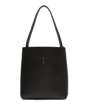 Bow Front Musubi Shopper Bag