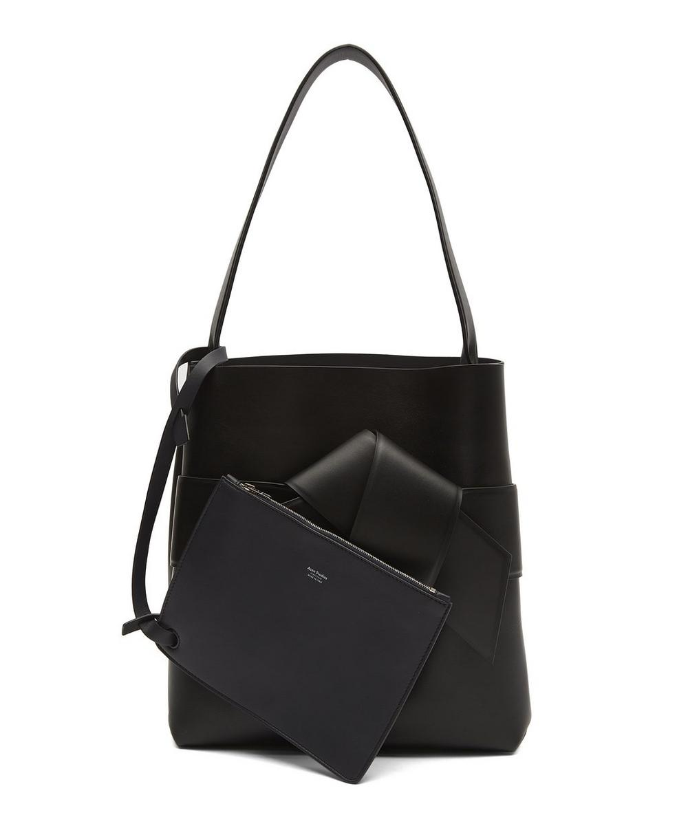 7ddd333184 Bow Front Musubi Shopper Bag