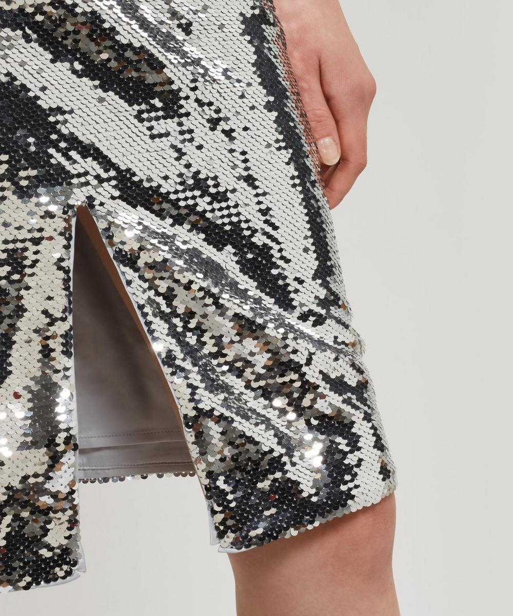 Sonora Sequin Midi-Skirt