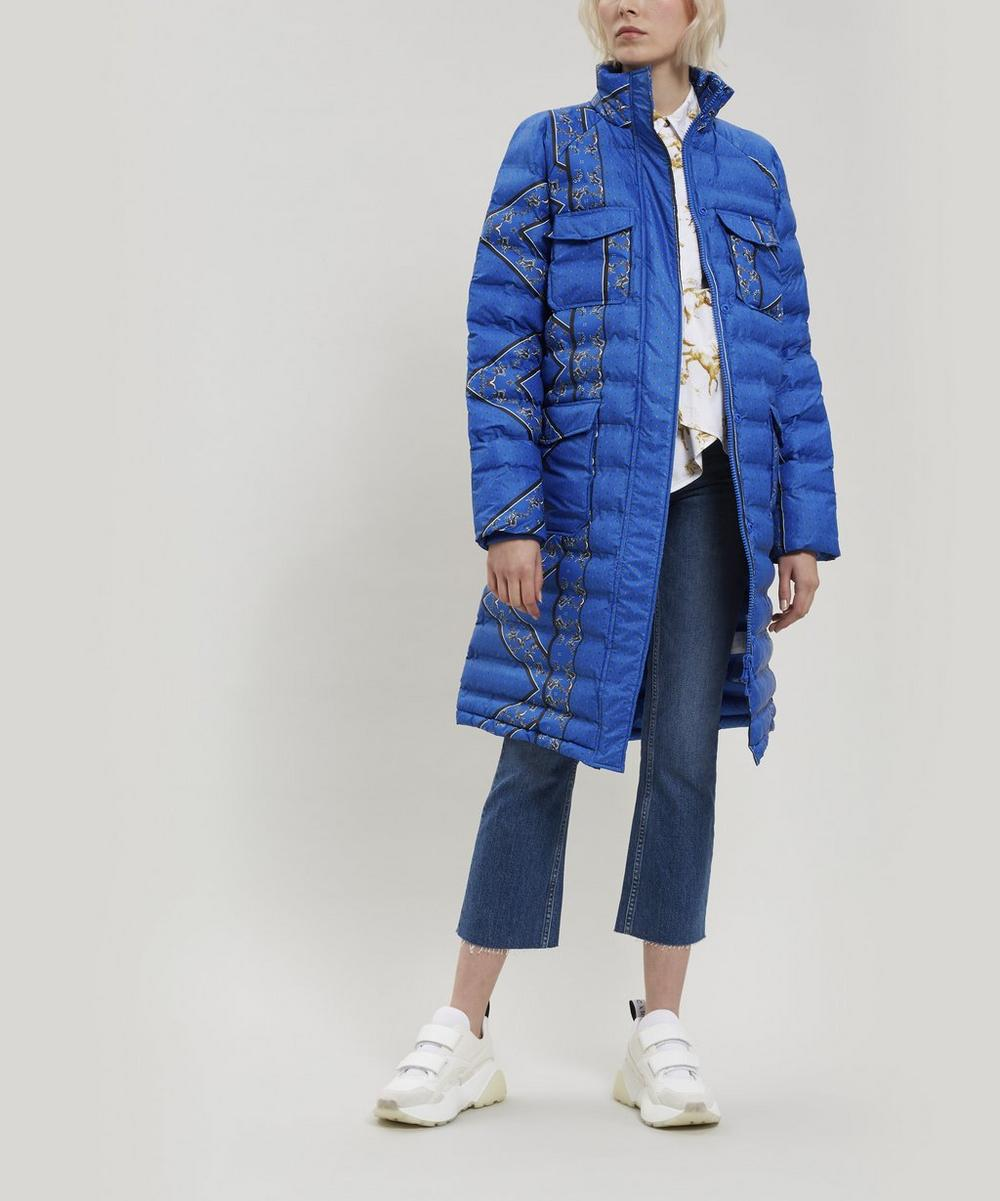 Foxworth Long Puffer Jacket
