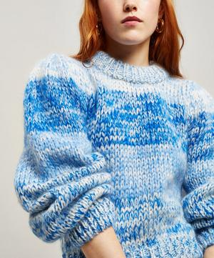 Julliard Mohair-Blend Sweater