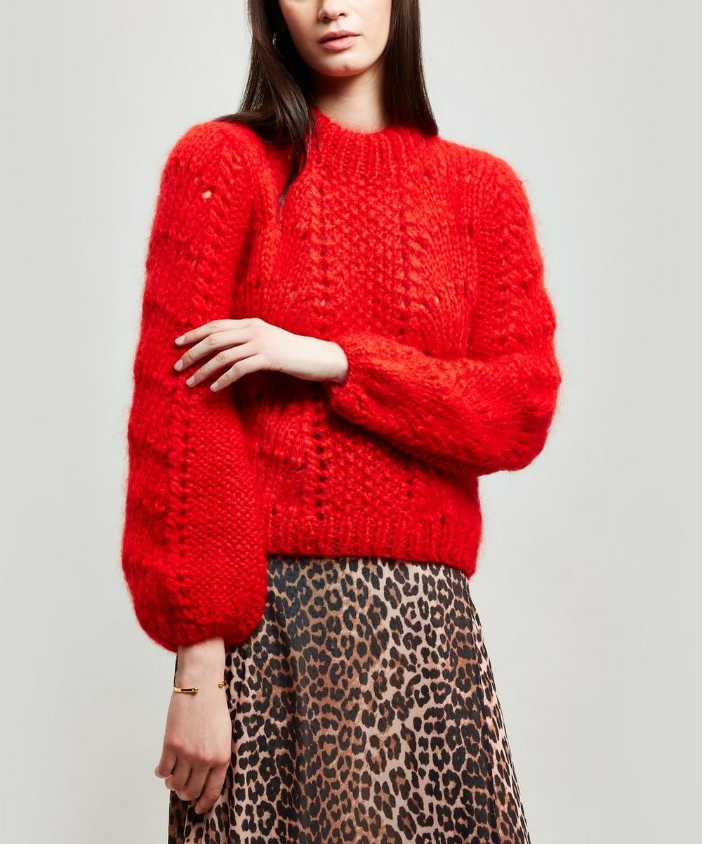 Julliard Mohair-Blend Sweater