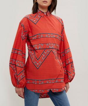Faulkner Wrap Shirt