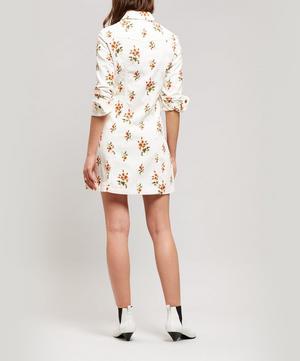 Codie Floral Cotton Dress