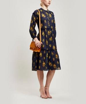 Lyra Floral Midi Dress