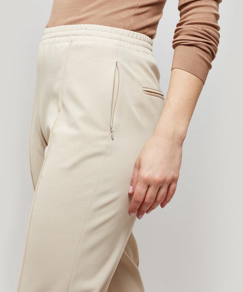 Dalton Wool-Blend Track Pants