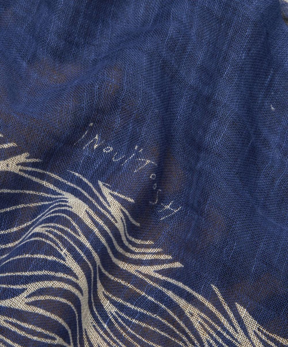 Moise Cotton-Blend Scarf