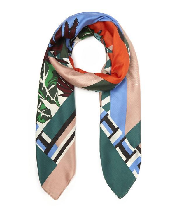 7186f9332204 Paloma Silk-Blend Scarf ...