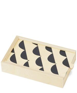 Curves Domino Set
