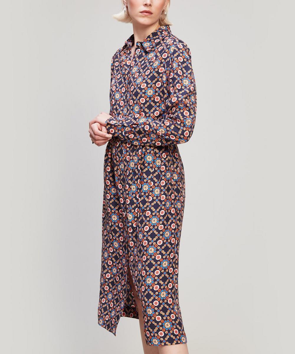 Karen Midi Shirt-Dress