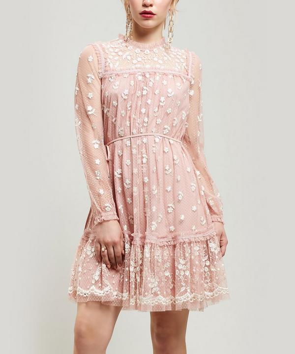 40a654a31de Reflection Ditsy Lace Dress ...