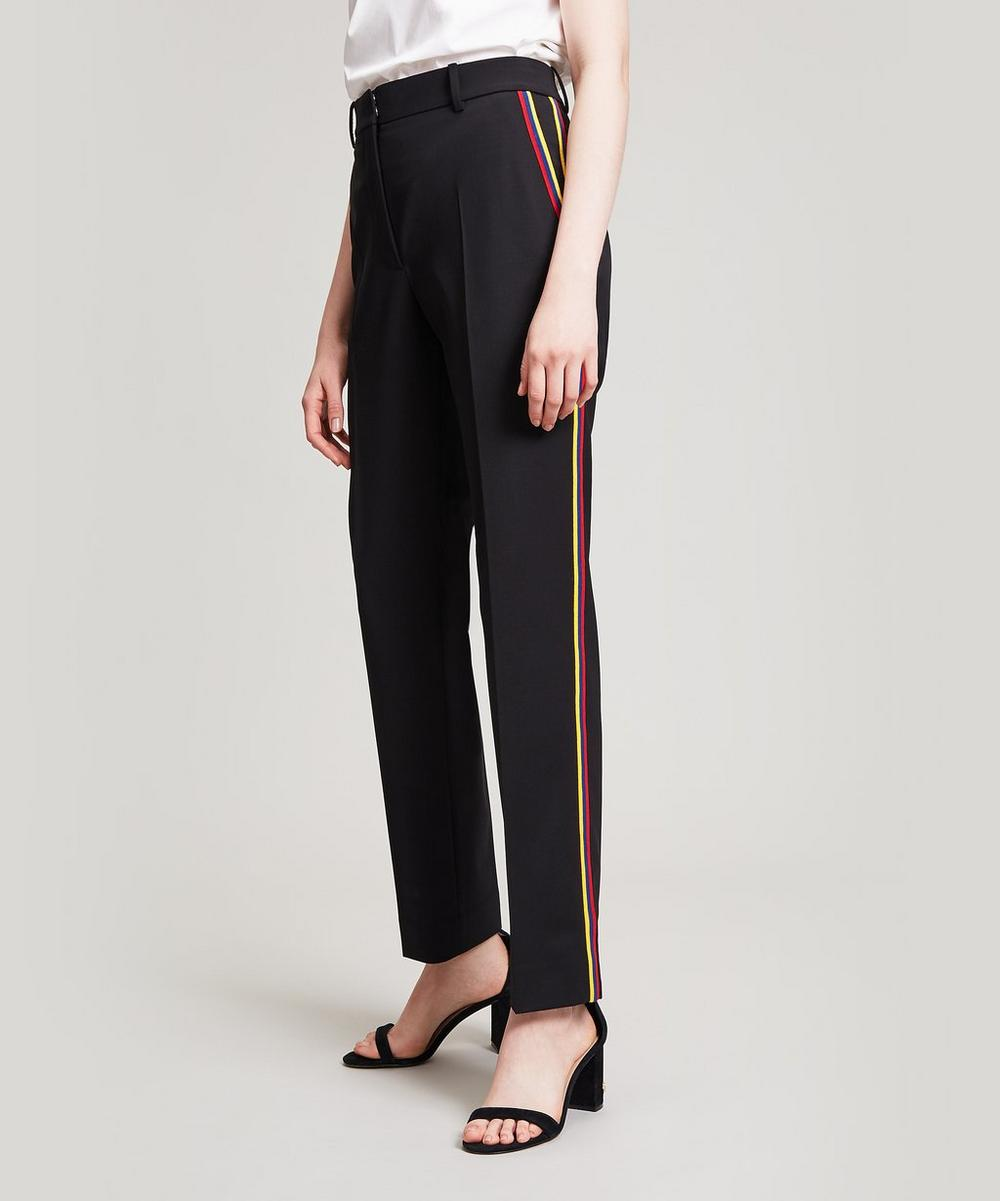 Calvin Klein 205w39nyc Pants TAILORED SIDE STRIPE SLIM TROUSERS
