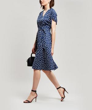 Clare Polka Dot Dress
