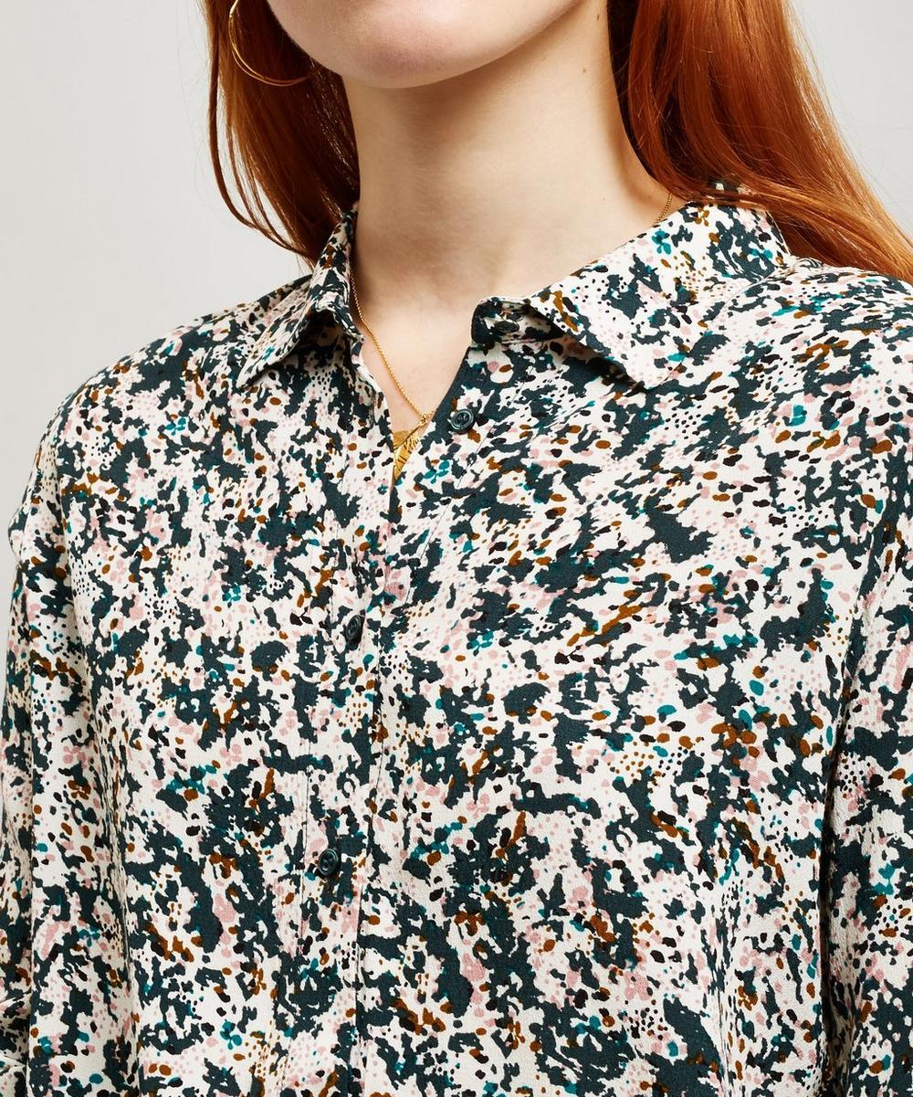 Mina Button Shirt