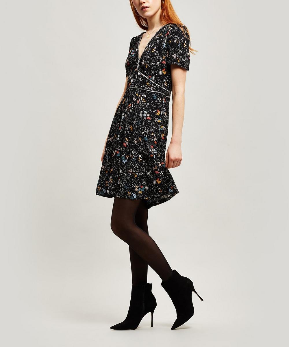 Jimama V-Neck Dress
